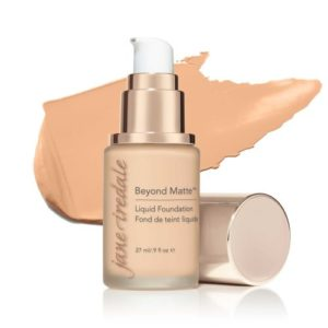 Jane Iredale Beyond Matte Liquid Foundation Review