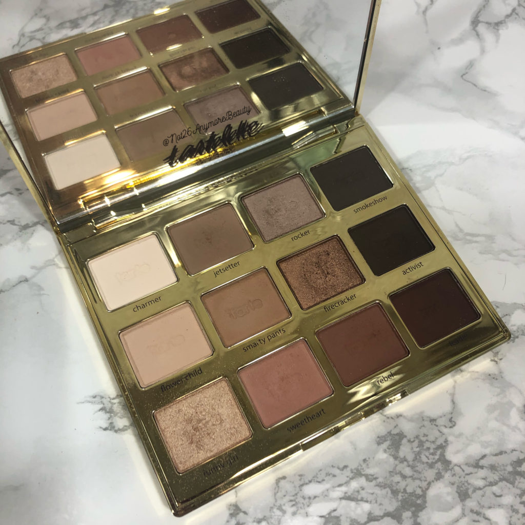 tarte Tartlette in Bloom palette